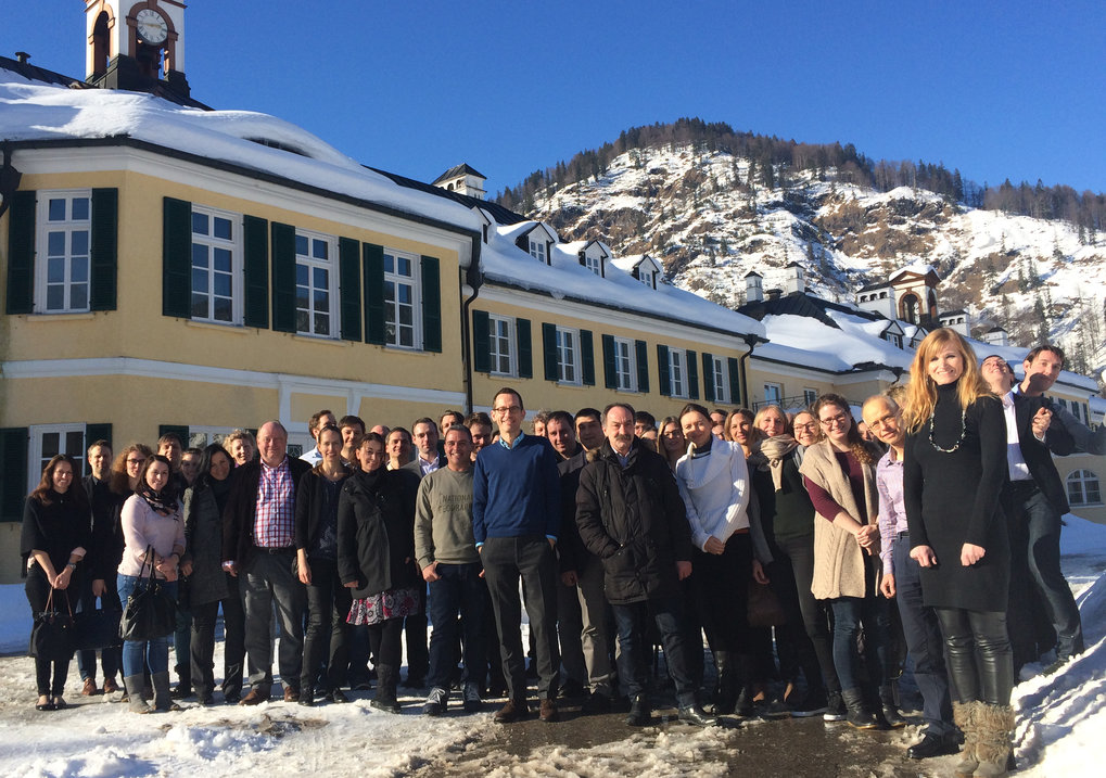 Retreat at Wildbad Kreuth, February 2015