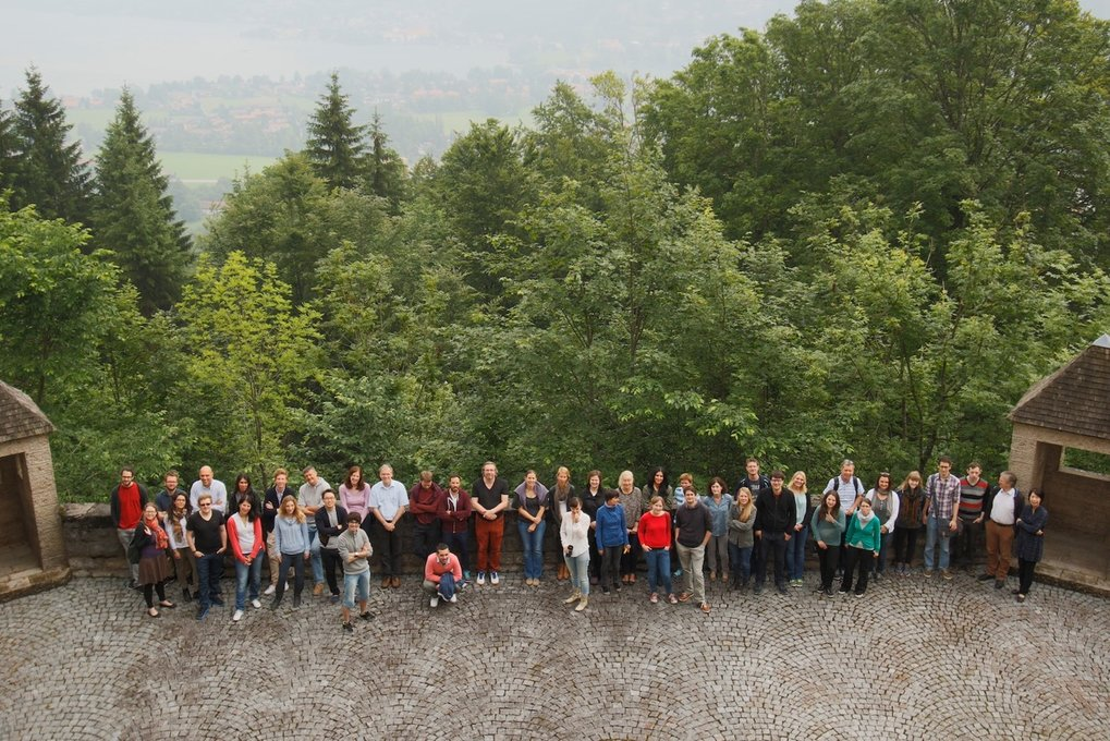 Retreat at Ringberg, June 2015